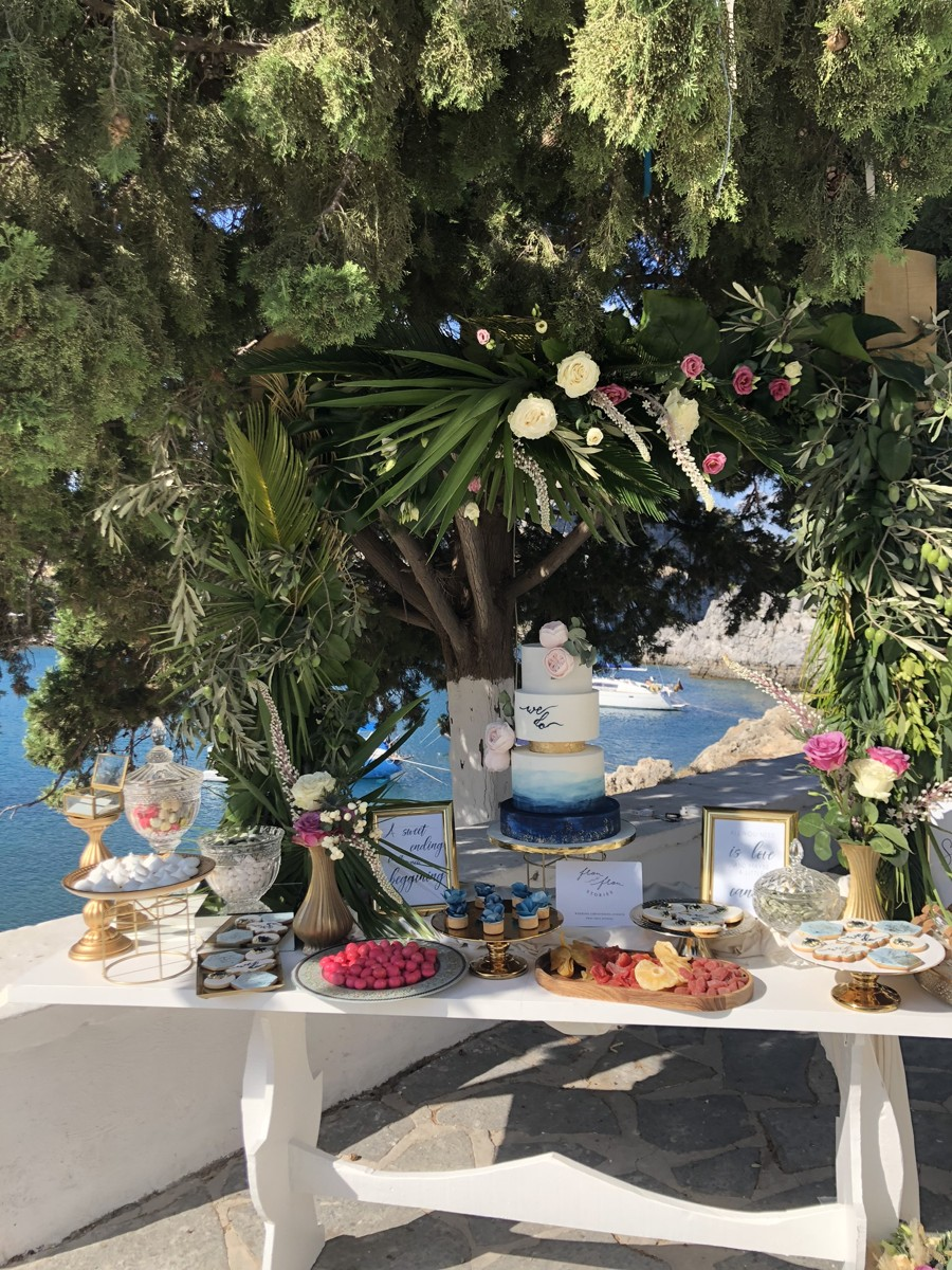Φθινοπωρινός γάμος στο νησί της Ρόδου | Γιάννης & Σοφία