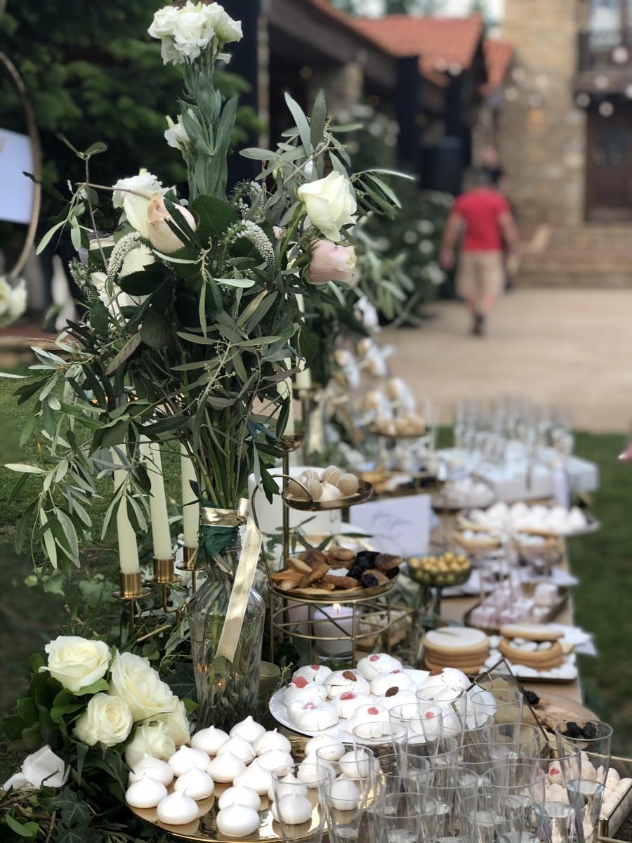 Καλοκαιρινός γάμος για τους λάτρεις του βουνού | Στάμος & Αφροδίτη