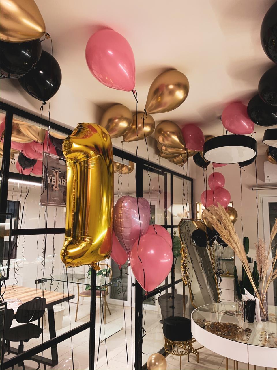 Πάρτυ Γενεθλίων για το αγαπημένο μας ClosetKal Showroom